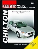 自動車修理手動for Chevrolet Malibu 2004- ' 07( 28691)