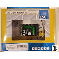 ESU イーエスユー 54599 G 1/22.5 デコーダー(サウンド有り)