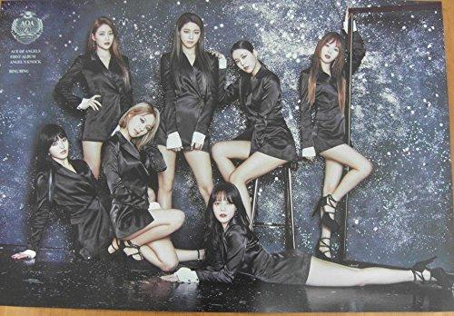 【AOA】メンバーのプロフィールを紹介!「Ace of Angels」がコンセプトの7人組に迫る!の画像