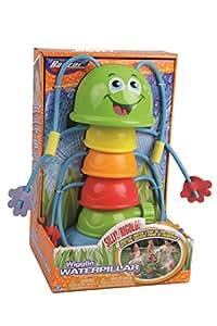 【バンザイ】 Banzai Wigglin' Water pillar 8スパークリング ウォータースプリンクラー おもちゃ【並行輸入品】