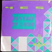 Rhythm of love (1987) / Vinyl single [Vinyl-Single 7'']
