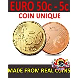 EURO COIN UNIQUEは、/50C - EURO COIN UNIQUE MAGNETIC VERSION図5c 5cはEUROをVANISHING - EURO COIN UNIQUE/50c - 5c EURO COIN UNIQUE MAGNETIC VERSION VANISHING 5c EURO