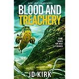 Blood and Treachery: A Scottish Crime Thriller