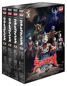 ウルトラマンレオ DVDバリュープライスセットVol.10~13 (4枚組 初回生産限定) [DVD]