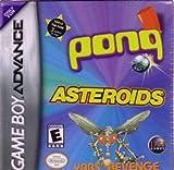 Asteroids/Pong/Yar's Revenge (輸入版)