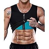 NonEcho Sauna Sweat Suits Waist Trainer Vests Weight Loss Shapewear Slim Belt Neoprene Workout Suit