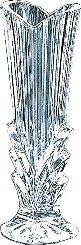 東洋佐々木ガラス フラワーベース クリア 約7.3×20.9×7.3cm フロラック 日本製 P-26341-JAN