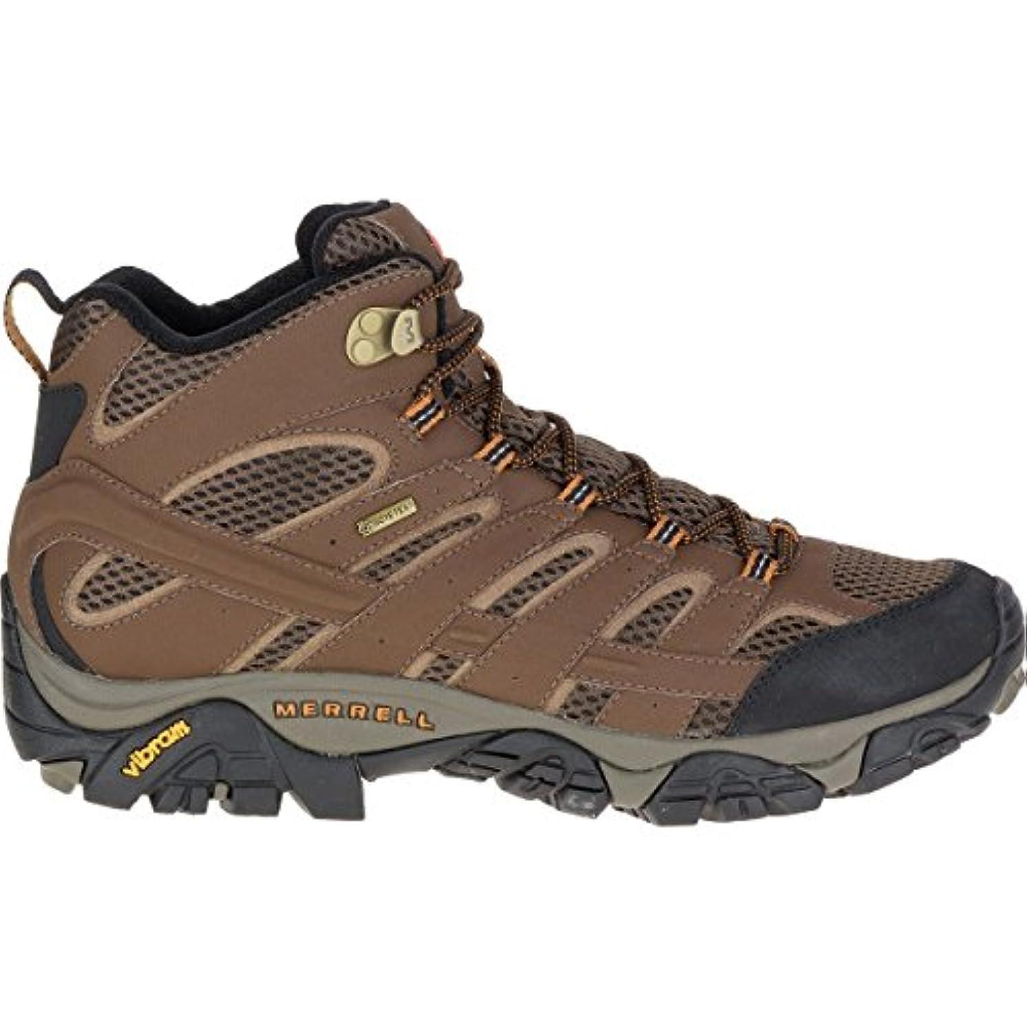 強大なポット盲目[メレル] メンズ ハイキング Moab 2 Mid GTX Hiking Boot - Men's [並行輸入品]