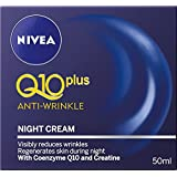 NIVEA Q10 Plus Anti-Wrinkle Night Cream, 50ml