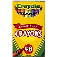 Crayola 52-0048 クレヨン アソートカラー 48個