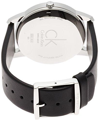 [カルバンクライン]Calvin Klein 腕時計 city(シティ) 2針 ETA社クオーツ デイト K2G2G1C1 メンズ 【正規輸入品】