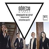 Gorecki: String Quartet No 3