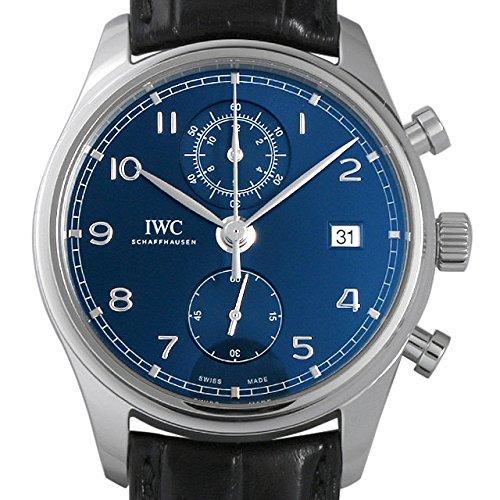 IWC メンズ腕時計 ポルトギーゼ クロノグラフ クラシック...