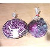 紫キャベツ(赤キャベツ)1/2玉(サラダにいろどりを)