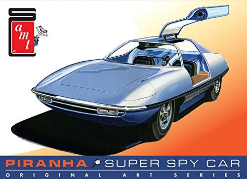 AMT 1/25 ピラニア スパイ・カー オリジナルアートシリーズ プラモデル AMT916