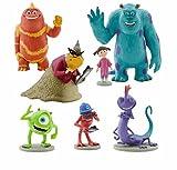 Disney(ディズニー) Monsters, Inc. Figure Play Set モンスターズ・インクのフィギュアセット 【並行輸入品】