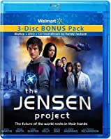 The Jensen Project (Blu-ray DVD Music CD)