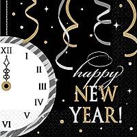 New Year's Wild Countdown Beverage Napkins 新年のカウントダウンワイルド飲料ナプキン♪ハロウィン♪クリスマス♪