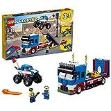 LEGO Creator Mobile Stunt Show 31085 Building Kit (581 Piece), Multicolor