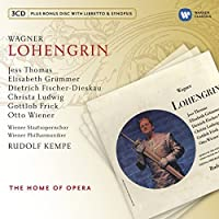 Wagner: Lohengrin by Jess Thomas (2010-04-20)