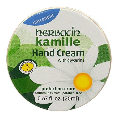 ハーバシン ハーバシン ハンドクリーム 無香料 20mlの画像