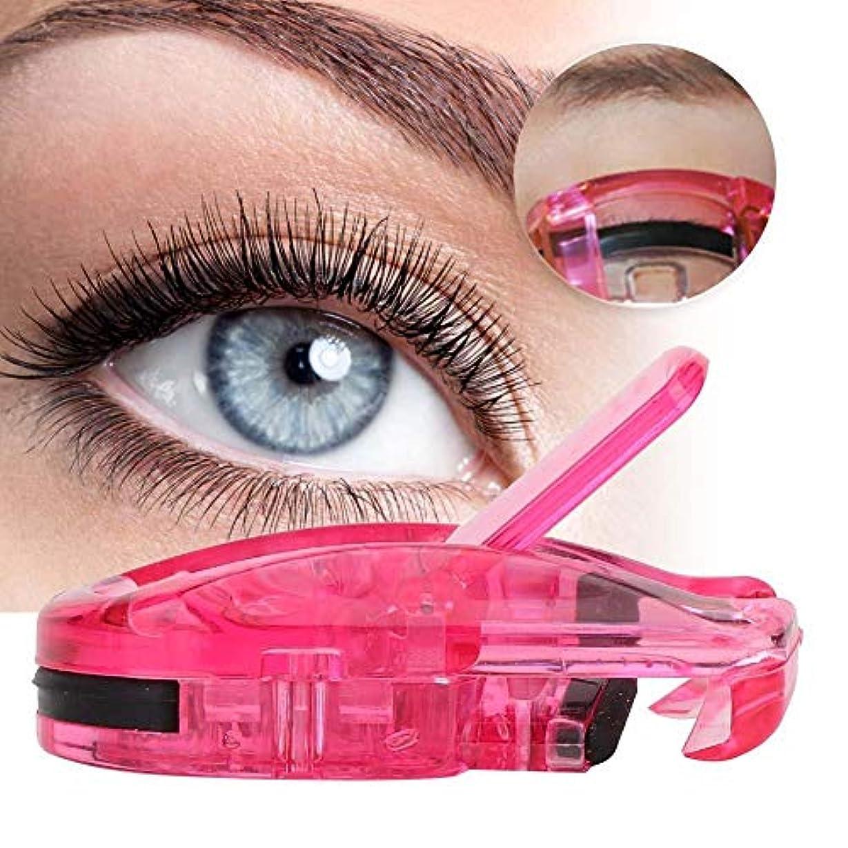 種スチュワーデス温帯アイラッシュカーラー ミニサイズ ビューラー 持ち便利 睫毛 まつ毛 化粧道具 ビューラー クリップ クリップ フィットカーラー 化粧ツール