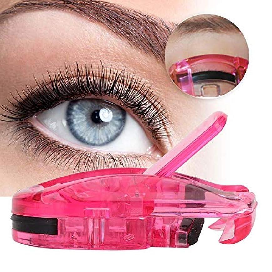 救い調子接続されたアイラッシュカーラー ミニサイズ ビューラー 持ち便利 睫毛 まつ毛 化粧道具 ビューラー クリップ クリップ フィットカーラー 化粧ツール