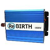 インバーター 12V 100V 正弦波インバーター 定格1000W 最大2000W DC12V/AC100V 50Hz/60Hz切替可能