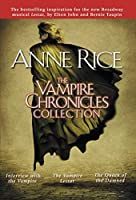 The Vampire Chronicles Collection, Volume 1 by Anne Rice(2002-10-01)