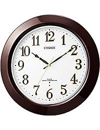 CITIZEN シチズン 掛け時計 電波時計 ネムリーナマロード 8MYA18-006
