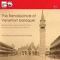 ヴェネチアン・バロックのルネサンス(Renaissance of Venetian Baroque)[4CDs]