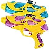 2 - クリエイティブ夏水鉄砲子供のおもちゃビーチ入浴漂流おもちゃ子供のじょうろおもちゃ ( Color : Multi-colored , Size : S )