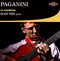 24 Caprices for Guitar by NICCOLO PAGANINI (2008-07-08)