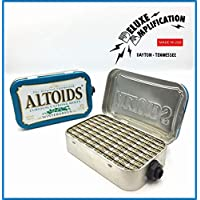 【USA製・ミント缶ギターアンプ】 Ampoids Mint-can Guitar Amplifier -BLUE/BL…