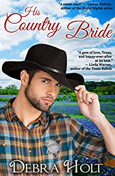 His Country Bride by [Holt, Debra]