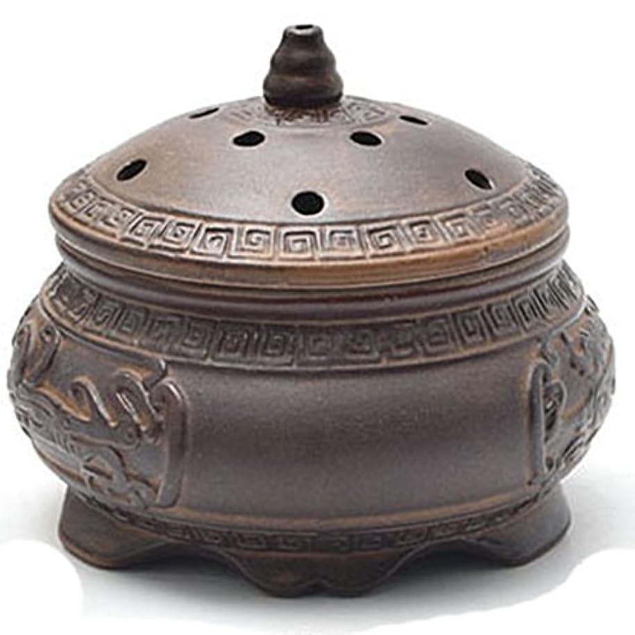 薄いタオル啓示(ラシューバー) Lasuiveur 香炉 線香立て 香立て 職人さんの手作り 茶道用品 おしゃれ