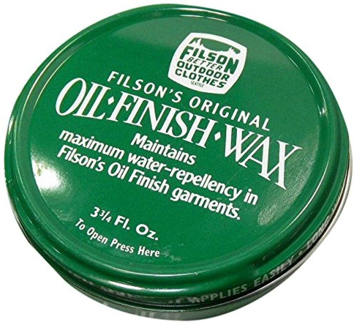 しばしばサージしてはいけないFILSON(フィルソン) オイルフィニッシュワックス FSA2001 [並行輸入品]