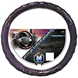 錦産業 ハンドルカバー ハイグリップウッド Mサイズ ブラックウッド HW-0883