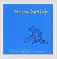 Notes from Beaver Lodge