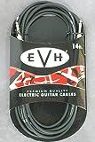 EVH VAN HALEN Premium Instrument Cable - 14ft(4.2m) エディ・ヴァン・ヘイレン シールド コード ケーブル ストレート プラグ  『並行輸入品』