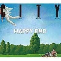 はっぴいえんど CITY COVER BOOK