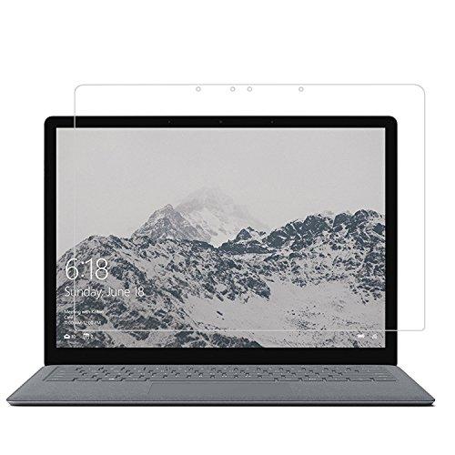 マイクロソフト Surface Laptop 2017 / Surface Laptop 2 強化ガラスフィルム 【NAPHNY】 マイクロソフト S...