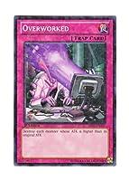 遊戯王 英語版 BP02-EN197 Overworked オーバースペック (モザイクレア) 1st Edition