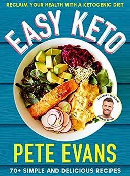 Easy Keto by [Evans, Pete]