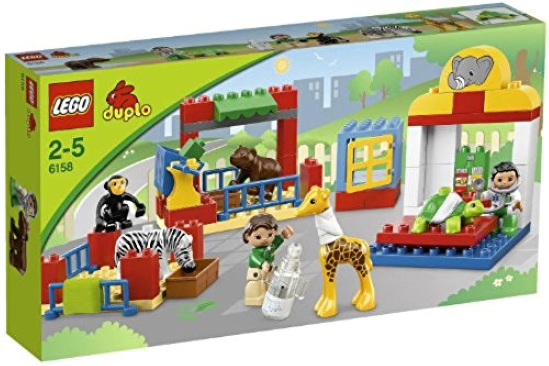 レゴ (LEGO) デュプロ どうぶつびょういん 6158