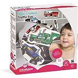 Traffic Fun Magic Creation Traffic Fun Toy Kit Kids' Toys, 0, 0, 23 Pieces