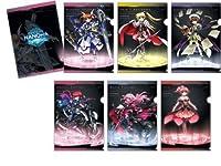 劇場版 魔法少女リリカルなのは Reflection 前売り特典 クリアファイル 全6種 セット