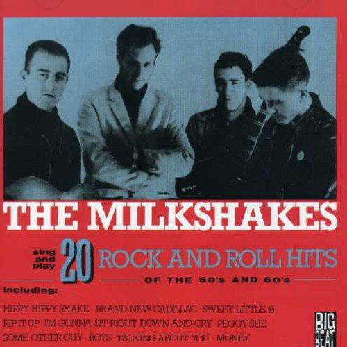 20 Rock and Roll Hits of the 50's and 60's