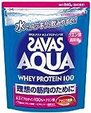 ザバス アクアホエイプロテイン100 アセロラ風味【40食分】 840g