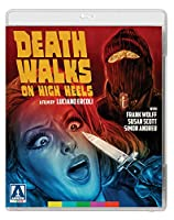 Death Walks on High Heels [Blu-ray] [Import]
